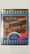 Baseball A Film By Ken Burns - Nine Inning Boxed Set Dvd 2002 10-disc Set