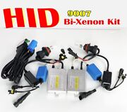9007 Hb5 55w Hi-low Beam No Error Canbus M1 Xenon Hid Kit For Nissan H