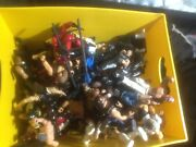 Wrestler Toys Ring Wwe Collectors Kids Fun Collectible Used