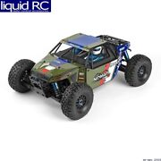 Associated 89606 Nomad Green Body Shell Only - Chassis Sold Separately