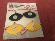 Steelers Ornaments And Drinking Cup