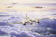 Ww2 Aviation Art Prints Royal Air Force Mosquito Aircraft 105 Squadron