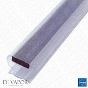 Di Vapor R Magnetic Shower Door Replacement Seal 7mm Channel 200cm Push On
