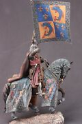 Tin Toy Soldiers Elite Painted 90 Mm Teutonic Knight