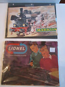 Vintage Lionel Train Catalogs - Ephemera And Historical Collectibles In Box 14