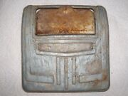Vintage Auto Car Truck Or Custom Center Dash Component With Ashtray Door