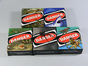 2011 Tuvalu Perth Mint Russia Edition Deadly And Dangerous Set Only 2000