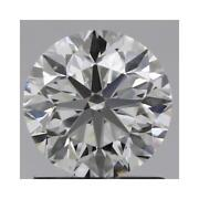 Charles And Colvard 11mm Round Forever One Def Hearts And Arrows Moissanite Wcard