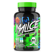 Chaotic Labz Malice Best Extreme Fat Burner Is Strong Weight Loss + Energy