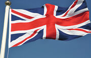 Union Jack Flag Mod Approved Traditional Sewn Outdoor Rope Toggled Uk Sizes Gb