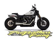 Two Brothers 005-4970199-p Polished 2-into-1 Gen-ii Exhaust 18-20 Softail