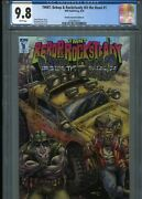 Tmnt Bebop And Rocksteady Hit The Road 1 Cgc 9.8 Wp Rie Edition
