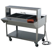 Electric Hot Food Table - Servewell 46-1/2w 3 Holes 120v 480 Watts/well
