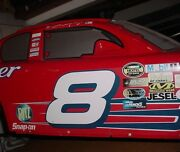 Giant 6and039 Dale Earnhardt Jr 8 Bud Nascar Collectible Display Promo Prop Car And03905