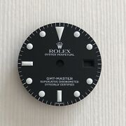 Rolex 1675 Gmt Master Dial And Handset Excellent Condition 100 Original