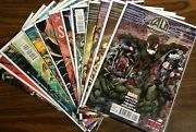 Age Of Ultron 1-10 / Complete Series / Plus Extras / 1st App Angela In Mcu