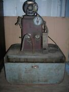 Sunnen Hone Bench Top Horizontal Piston And Rod Grinder Honing Machine And Oil Tank
