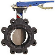 Nibco Ld-2000 200 Psi Ductile Iron Lug Butterfly Valve 3