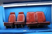 Set Of 4 Front And Rear Cessna 177 Seats 23510