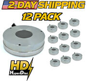 12 Pack Motor Brake Fits Ezgo Rxv 610065 2008 And Up Electric Golf Cart Upgrade