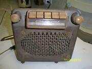 Your 50s Car Tube Radio Restored W/ Solid State Vibrator Gm Ford Chrys And Others