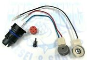 2003-2010 Ford 6.0l Powerstroke Diesel New Injector Solenoid With Connector Plug