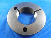 2 16 Un Unr 2a Left Hand Thread Ring Gage 2.0 Go Only P.d. = 1.9578 Tool L.h.