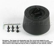 Steering Wheel Hub Adapter For Nardi To Fit Most Plymouth Chrsler Dodge 61 - 66
