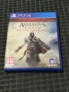 Assassins Creed The Eizo Collection 3 Games On One Disk Ps4