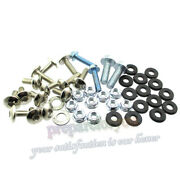 Fairing Screw Set Pitbike Plastic Panel Bolts For Chinese Klx110 Pit Dirt Bike