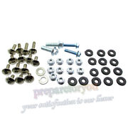 Klx110 Fairing Screw Set Pitbike Plastic Panel Bolts For Chinese Pit Dirt Bike