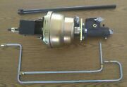 1954-1955 Buick Skylark And Century Power Brake Booster And Master Cylinder