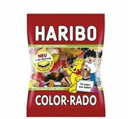 Haribo Color-rado 200g - Gummi Candy Licorice Sweets - New And Fresh From Germany