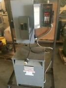 Square D 30 Kva Transformer With Outlets