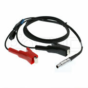 Satel Easy Pro 35w Radio Modem 4 Pin Power Cable For 12v Car Battery Satelline
