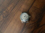 Vintage Harman Military Watch W Wear To Case No Band Engrave John W Oand039leary Intl
