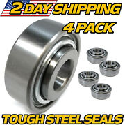 4 Pack Front Wheel Bearing Replaces Great Dane Super Surfer Tca13769 Upgrade