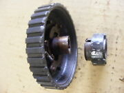 Honda Outboard Bf 7.5-8-10 Hp Cam Pulley 14320-882-600 For Cylinder Head Timing