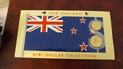 New Zealand 1990 Coin And Note Pack Perfect Notes And Coins