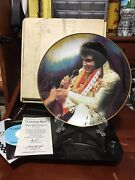 Elvis Remember - Loving You Plate By Susie Morton