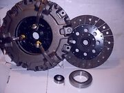 Yanmar 330 336 330d 336d Dual Stage Tractor Clutch With Woven Transmission Disc