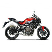 Yamaha Fz 07 Abs 700 2014 To 2016 Full System Exhaust Leovince Gp Duals