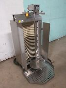 Potis E3 H.d. Commercial S.s. Electric Large Shawarma / Gyro Vertical Broiler