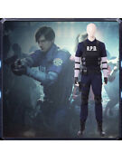 Resident Evil 2 Remake Biohazard Re2 Leon Scott Kennedy Outfit Cosplay Costume