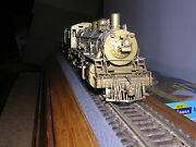 Brass P.f.m. Great Northern Class H5 4-6-2 Steam Loco Unpainted H.o.scale1/87