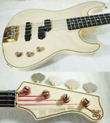 Valley Arts M-series Michael Mcguire Emg Pj Active Bass W/gb Free Shipping