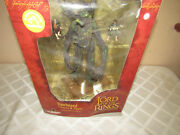 Lord Of The Rings The Two Towers Treebeard With Merry And Pippin Action Figure