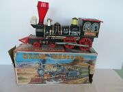 Modern Toys Tin Giant Western Special Train Battery Operated Japan Box 3635 20