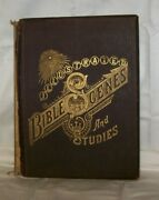 Bible Scenes And Studies Hh Hardesty1887 Fremont,ohio M.e.and Emanuel Church Records
