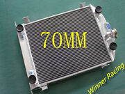 70mm Aluminum Radiator For Ford Truck/pickup With Flathead V8 Motor At 1932